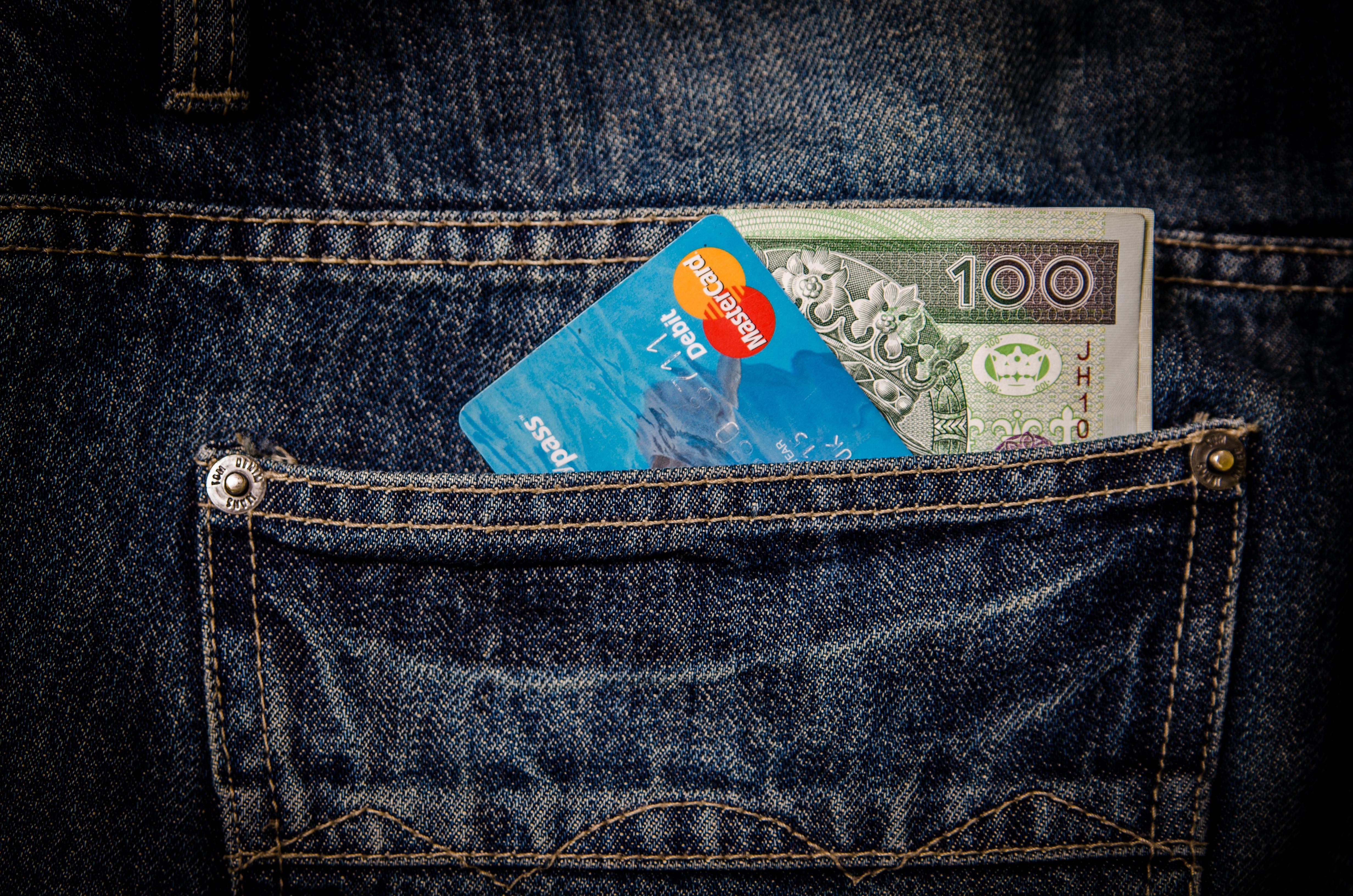 現金 クレジット