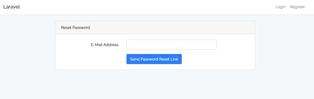 Laravel5 6】Mailtrapを使って日本語のパスワードリセット用の